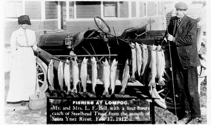 hilton creek 1912