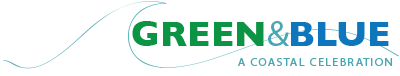 Green and Blue logo